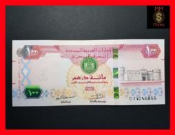 UNITED ARAB EMIRATES 100 Dirhams  2018  NEW  UNC - Emirats Arabes Unis