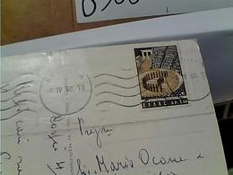 CARD STAMP SELO TIMBRE Grèce Hellas 1965 - Teatro Di Epidauro. - 1,50d.  UNIF. Nr. 853 GX5970 - Grecia