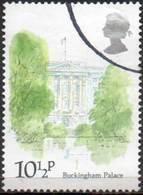 GREAT BRITAIN 1980 London Landmarks: 10½p Buckingham Palace - Oblitérés