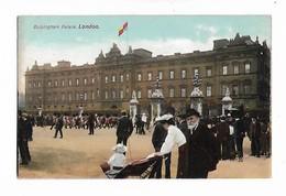 Early  1900s - Buckingham Palace