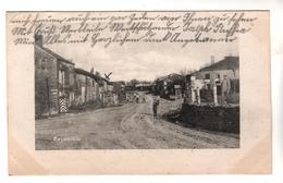 + 1589, Feldpost, Bayonville - Guerre 1914-18