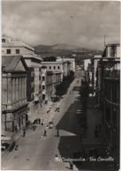 Civitavecchia (Roma): Via Cencelle. Viaggiata 1954 - Civitavecchia