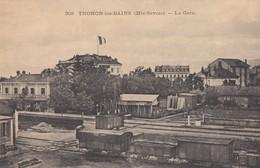 THONON-les-BAINS: La Gare - Thonon-les-Bains