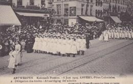 Antwerpen, Anvers, Koloniale Feesten 6 Juni 1909 (pk51423) - Antwerpen