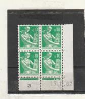 FRANCE Coin Daté  ** N° Moissonneuse 10 Cts - 1960-1969