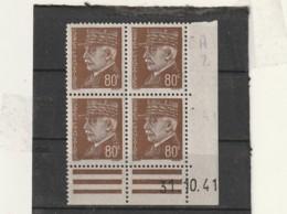 FRANCE Coin Daté  ** N° 512 Pétain - 1930-1939