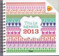 Nederland - PostNL Thuisagenda - 2013 - Nieuw Exemplaar - Autres Collections