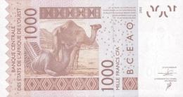 WEST AFRICAN STATES P. 715Kn 1000 F 2016 UNC - Sénégal