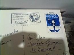 FRANCE CARD STAMP SELO TIMBRE  2003 : Charte Des Droits Fondamentaux De L' U.E. - (Yv 3555) GX5977 - Francia
