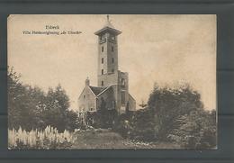 """Oude Briefkaart. Esbeeb.  Villa Heideontginning """" De Utrecht """" - Pays-Bas"""