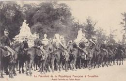 Brussel, Bruxelles, Le Président De La République Française A Bruxelles (pk51445) - België
