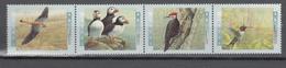 Canada 1996,4V In Strip,birds,vogels,vögel,oiseaux,pajaros,uccelli,aves,MNH/Postfris(L3385) - Vogels