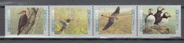 Canada 1996,4V In Strip,birds,vogels,vögel,oiseaux,pajaros,uccelli,aves,MNH/Postfris(L3386) - Vogels