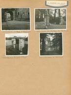 St Georges Sur Meuse Liège 4x Foto 4x Photo Chateau Warfuzée - Waremme