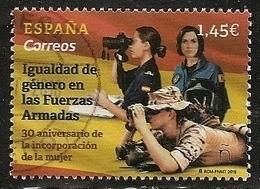 2018-ED. 5262 COMPLETA- Igualdad De Género En Las Fuerzas Armadas -USADO - 1931-Tegenwoordig: 2de Rep. - ...Juan Carlos I