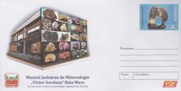 Romania / Postal Stationery - Minerales