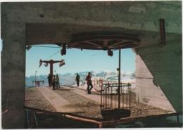 Mezzaselva Di Roana (Vicenza): Cabinovia Monte Verena. Viaggiata 1969 - Vicenza
