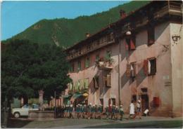 Locca (Ledro, Trento), Val Di Concei. Viaggiata 1970 - Trento