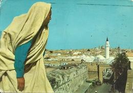 Tripoli (Libia) The Old City, Scorcio Panoramico Città Vecchia - Libia