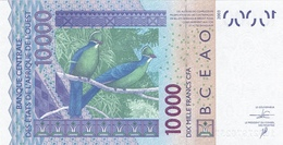 WEST AFRICAN STATES P. 718Kn 10000 F 2016 UNC - Sénégal