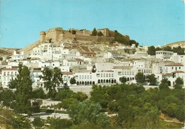 Le Kef (Tunisia) General View, Vue Generale, Panorama - Tunisia