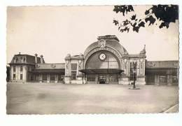 CPSM - 17 - ROCHEFORT - La Gare - Rochefort