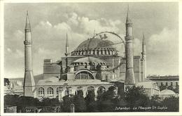 Istanbul (Turchia) La Mosquée St. Sophie, Moschea S. Sofia - Turchia