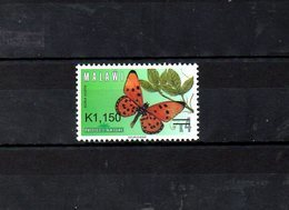 """MALAWI, 2018, BUTTERFLY, O/P, NEW VALUE, """"k1150"""" 1v. MNH** NEW! - Papillons"""