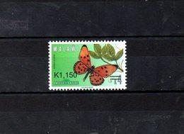 "MALAWI, 2018, BUTTERFLY, O/P, NEW VALUE, ""k1150"" 1v. MNH** NEW! - Butterflies"