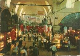 Istanbul (Turchia) Covered Grand Bazaar, Gran Bazar Coperto - Turchia
