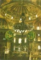 Istanbul (Turchia) Interior Of St. Sophia Museum, Interieur De La Musee De St. Sophie - Turchia
