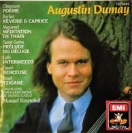 Augustin DUMAY. Manuel Rosenthal, Orchestre De  Monte-Carlo 1 Cd. Emi. - Classique