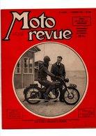 MOTO REVUE . N° 909 . ESSAI 350 MATCHLESS - Réf. N°72P - - Auto/Moto