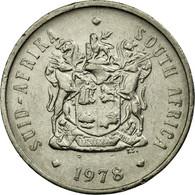 Monnaie, Afrique Du Sud, 20 Cents, 1978, TTB, Nickel, KM:86 - Afrique Du Sud