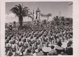 TUNIS VICTORY PARADE  FRENCH GOUMS    FOTO DE PRESSE Brian L Davis Archive - Guerre, Militaire