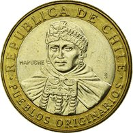 Monnaie, Chile, 100 Pesos, 2012, Santiago, TTB, Bi-Metallic, KM:236 - Chili