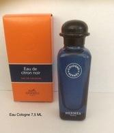 Miniature Hermes Eau De Citron Noire - Miniatures Modernes (à Partir De 1961)