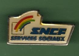 SNCF *** SERVICES SOCIAUX *** TRAINS-08 - TGV