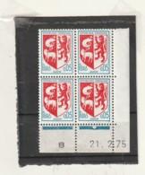 FRANCE Coin Daté  ** écusson  Auch - 1970-1979