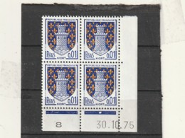 FRANCE Coin Daté  ** écusson  Niort - 1970-1979
