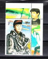Guinea  -  1998. Barone Rosso, Celebre Aviatore Militare Tedesco. Famous German Military Aviator MNH - Militaria