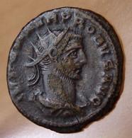 Probus Aurélianus +276 Antioche Clementia Temp - 5. L'Anarchie Militaire (235 à 284)