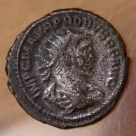 Probus Aurélianus +280 Antioche Clementia Temp - 5. L'Anarchie Militaire (235 à 284)
