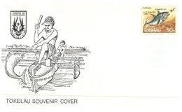 (CH 2) Tokelau Island  - STAMPEX 86 - Fish - Tokelau