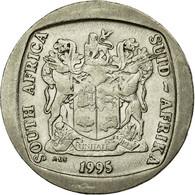 Monnaie, Afrique Du Sud, 5 Rand, 1995, TTB, Nickel Plated Copper, KM:140 - South Africa