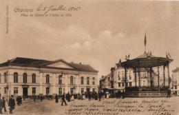 BELGIQUE - HAINAUT - CHARLEROI - Place Du Centre Et Hôtel De Ville. - Charleroi