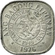 Monnaie, Philippines, Sentimo, 1976, TB+, Aluminium, KM:205 - Philippines