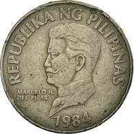 Monnaie, Philippines, 50 Sentimos, 1984, TB, Copper-nickel, KM:242.1 - Philippines