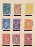 SLV 1890 27-35  New  1dc03a - El Salvador