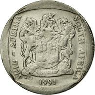 Monnaie, Afrique Du Sud, 2 Rand, 1991, TB+, Nickel Plated Copper, KM:139 - Afrique Du Sud